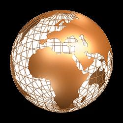 gold-globe-png-30